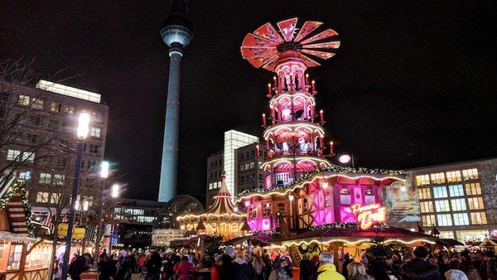 Jarmark Bożonarodzeniowy Alexanderplatz