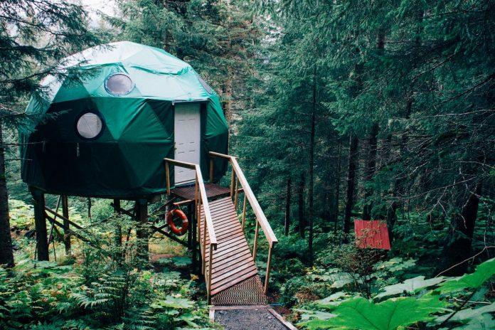 Nietypowy nocleg na Airbnb