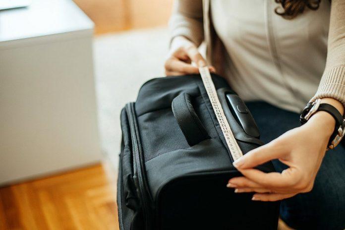 Pakowanie bagażu podręcznego